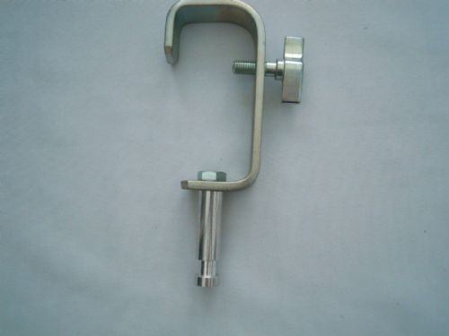 DOUGHTY HOOK CLAMP WITH 16MM SPIGOT FOR FLASH HEAD